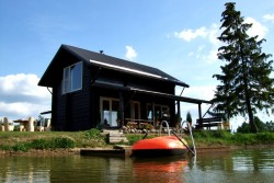 Villa for six persons with sauna 116 m² (6+2) -