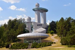Molėtų astronomijos observatorija, etnokosmologijos muziejus -